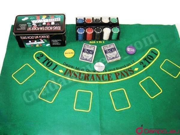 Poker souprava casino shop le mans
