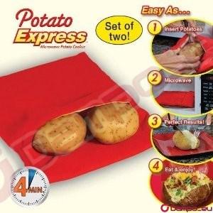 /></div> <big><big>Kieszeń do gotowania ziemniaków <br /> <big style=