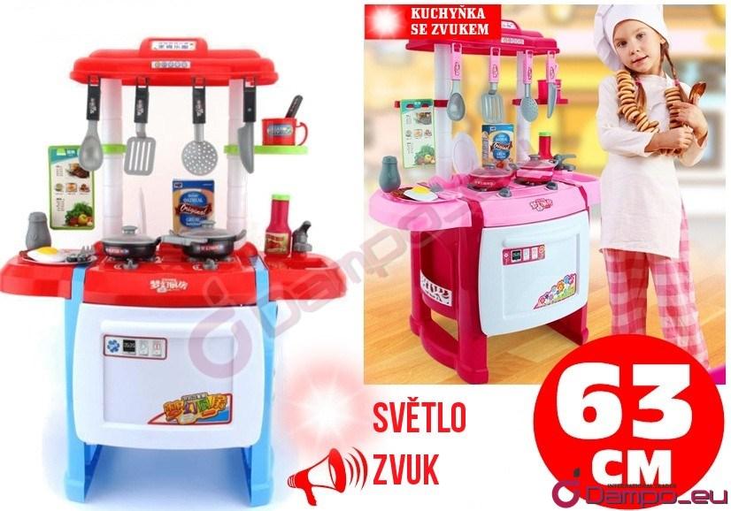 /><big><big><big><br /> </big>Představujeme Vám interaktivní dětskou kuchyňku, která je plně vybavené. <span style=