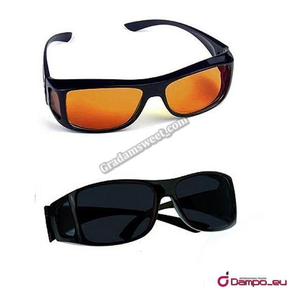 f60319eeb Ďalším obľúbeným produktom z USA, ktorý sa zabýval v našom obchode, sú HD  Vision okuliare určené pre vodiča, s ktorými bude vaša jazda v hmle, ...