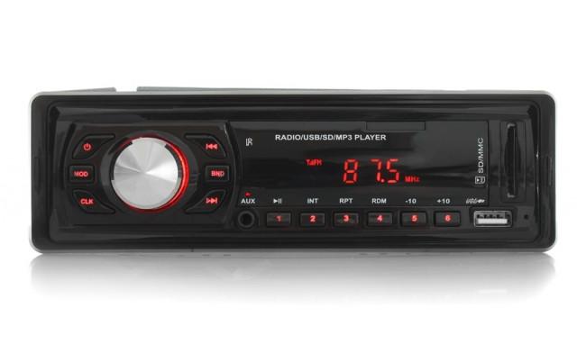/><br /> <br /> <br /> Nové, v originálním balení autorádio s MP3, vybavené čtečkou karet SD/ MMC,</big></div> <div style=