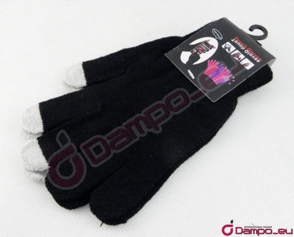 /></big><br /> <big>Speciální zimní rukavice. Obsahují vodivá vlákna na špičkách prstů, což umožňuje efektivní a snadné ovladatelní jakéhokoliv dotykového displaye.</big><br /> <big> <img style=